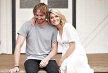 Guest Pinners: Darren Robertson & Magdalena Roze