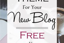 Blogging Tips / Blogging, SEO, WordPress themes, social media, marketing, writing posts, supporting other bloggers, Christian blogging