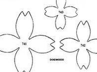 Millinery Flower Templates