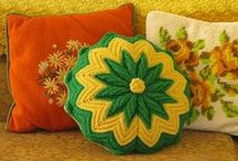 Cushion / by Jerindi