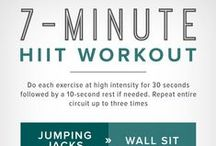 Exercise l health / by Jerindi