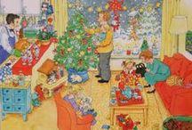 Thema KERST / Lesideeën rond het thema kerst