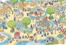 Thema DIERENTUIN / Lesideeën rond het thema dierentuin