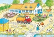 Thema BOERDERIJ / Lesideeën rond het thema boerderij