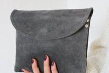 Bags / Leather handmade bags by Nastya Klerovski