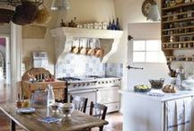 French Country Decor Ideas / French CountryDecor inspiration, ideas and objects