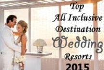 """ALL-INCLUSIVE Destination WEDDINGS / Say """"I Do"""" in Paradise!   All inclusive destination wedding packages in the Caribbean are easy and very cost effective. You can plan one in less than an hour! Honeymoons, Inc. can help with all the details. All you have to do is show up and say """"I do""""."""