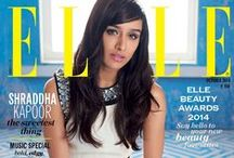 ELLE India Covers
