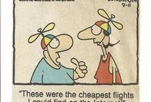 Travel - Humor / Some funny travel-related humour to brighten your day