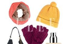 Warm & Fuzzy / Snuggle up in cosy knits - think cable, ribbed and mohair