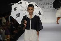Sreejith Jeevan Summer/Resort 2014 / The designer's GenNext collection at Lakmé Fashion Week