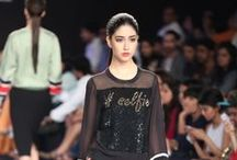 Huemn Summer/Resort 2014 / The designer duo's collection at Lakmé Fashion Week