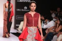 Soup by Sougat Paul Summer/Resort 2014 / The designer's collection at Lakmé Fashion Week
