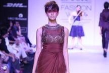 Narendra Kumar Summer/Resort 2014 / The designer's collection at Lakme Fashion Week