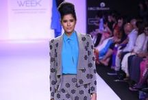 ILK by Shikha and Vinita Summer/Resort 2014 / The duo designer's collection at Lakmé Fashion Week