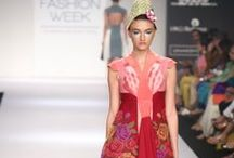 N & S Gaia Summer/Resort 2014 / The duo designer's collection at Lakme Fashion Week
