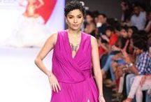 Swapnil Shinde Summer/Resort 2014 / The designer's collection at Lakme Fashion Week