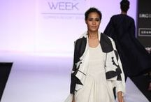 Tilla Summer/Resort 2014 / The designer's collection at Lakme Fashion Week