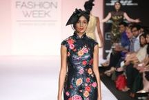 Ashdeen Summer/Resort 2014 / The designer's collection at Lakme Fashion Week