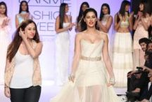 Shehlaa by Shehla Khan Summer/Resort 2014 / The designer's collection at Lakme Fashion Week