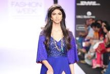 Kunal Anil Tanna Summer/Resort 2014 / The designer's collection at Lakme Fashion Week