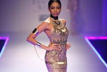 Raakesh Agarwal Fall/Winter 2014-15 / The designer's collection at Wills India Fashion Week