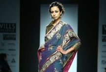 Vineet Bahl Fall/Winter 2014-15 / The designer's collection at Wills India Fashion Week