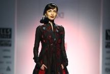 Pratima Pandey Fall/Winter 2014-15 / The designer's collection at Wills India Fashion Week