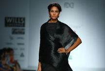 'my village' by Rimzim Dadu Fall/Winter 2014-15 / The designer's collection at Wills India Fashion Week