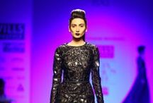 Anand Bhushan Fall/Winter 2014-15 / The designer's collection at Wills India Fashion Week