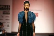 Nachiket Barve Fall/Winter 2014-15 / The designer's collection at Wills India Fashion Week