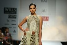 Ashima-Leena Fall/Winter 2014-15 / The duo designer's collection at Wills India Fashion Week