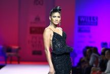 Amit GT Fall/Winter 2014-15 / The designer's collection at Wills India Fashion Week