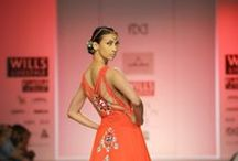 Pia Pauro Fall/Winter 2014-15 / The designer's collection at Wills India Fashion Week