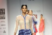 Urvashi Kaur Fall/Winter 2014-15 / The designer's collection at Wills India Fashion Week