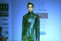 Arjun Saluja Fall/Winter 2014-15 / The designer's collection at Wills India Fashion Week