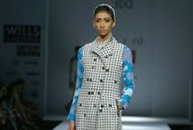 Dev R Nil Fall/Winter 2014-15 / The duo designer's collection at Wills India Fashion Week