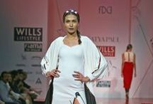 Satya Paul Fall/Winter 2014-15 / The designer's collection at Wills India Fashion Week