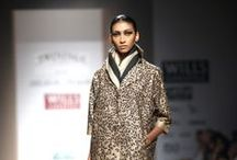 Abraham & Thakore Fall/Winter 2014-15 / The duo designer's collection at Wills India Fashion Week