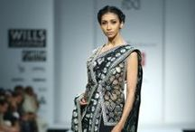 Zubair Kirmani Fall/Winter 2014-15 / The designer's collection at Wills India Fashion Week