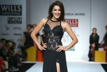 Mandira Wirk Fall/Winter 2014-15 / The designer's collection at Wills India Fashion Week