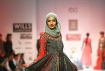 Virtues by Ashish, Viral & Vikrant Fall/Winter 2014-15 / The designers collection at Wills India Fashion Week