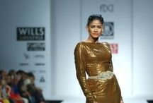 Rehane Fall/Winter 2014-15 / The designer's collection at Wills India Fashion Week