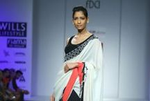 Chhaya Mehrotra Fall/Winter 2014-15 / The designer's collection at Wills India Fashion Week
