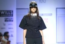 Hemant & Nandita Fall/Winter 2014-15 / The duo designer's collection at Wills India Fashion Week
