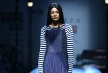 'Pero' by Aneeth Arora Fall/Winter 2014-15 / The designer's collection at Wills India Fashion Week