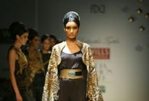 Siddhartha Tytler Fall/Winter 2014-15 / The designer's collection at Wills India Fashion Week