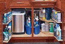 Ordenación / Productos para mantener el orden en el hogar