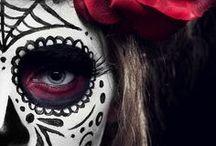 Halloween Make-Up & costumes