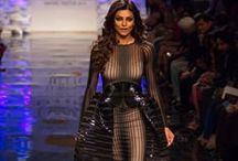 Amit Aggarwal Fall/Winter 2014-15 / The designers collection at Lakme Fashion Week Winter/Festive 2014-15